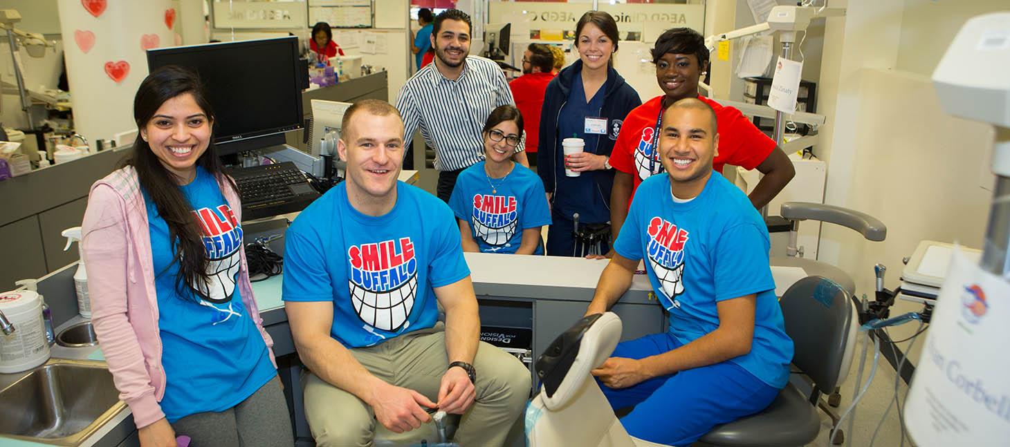 UB Dental School, Give Kids a Smile Day